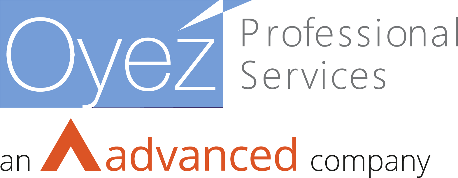 Oyez Advanced logo