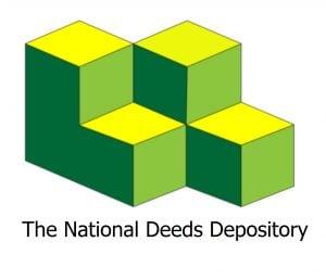 National Deeds Depository Logo