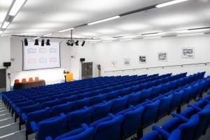 Imperial War Museum Duxford Auditorium